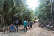 Alhamdulillah, Akses Jalan Poros Kampung Bitombang ke Kampung Tola Kini Telah Tembus