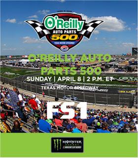 #NASCAR O'Reilly Auto Parts 500