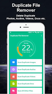 Duplicate File Remover - Duplicate File Finder /Manager App  - find and remove duplicate files and duplicate photos on your Android device
