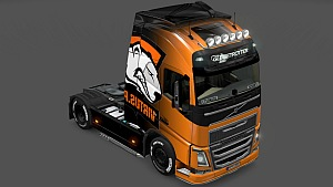 Volvo Virtus.Pro skin