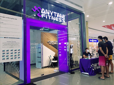 ANYTIME FITNESS AT SM CITY SAN JOSE DEL MONTE!