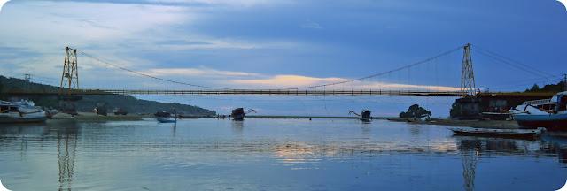 Jembatan+Kuning+Nusa+Lembongan+Nusa Ceningan