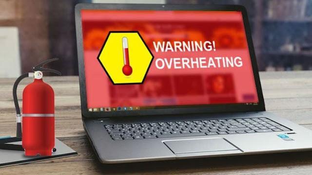 Mengapa Laptop Bisa Panas Berlebihan, dan Bagaimana Cara Mengatasinya?