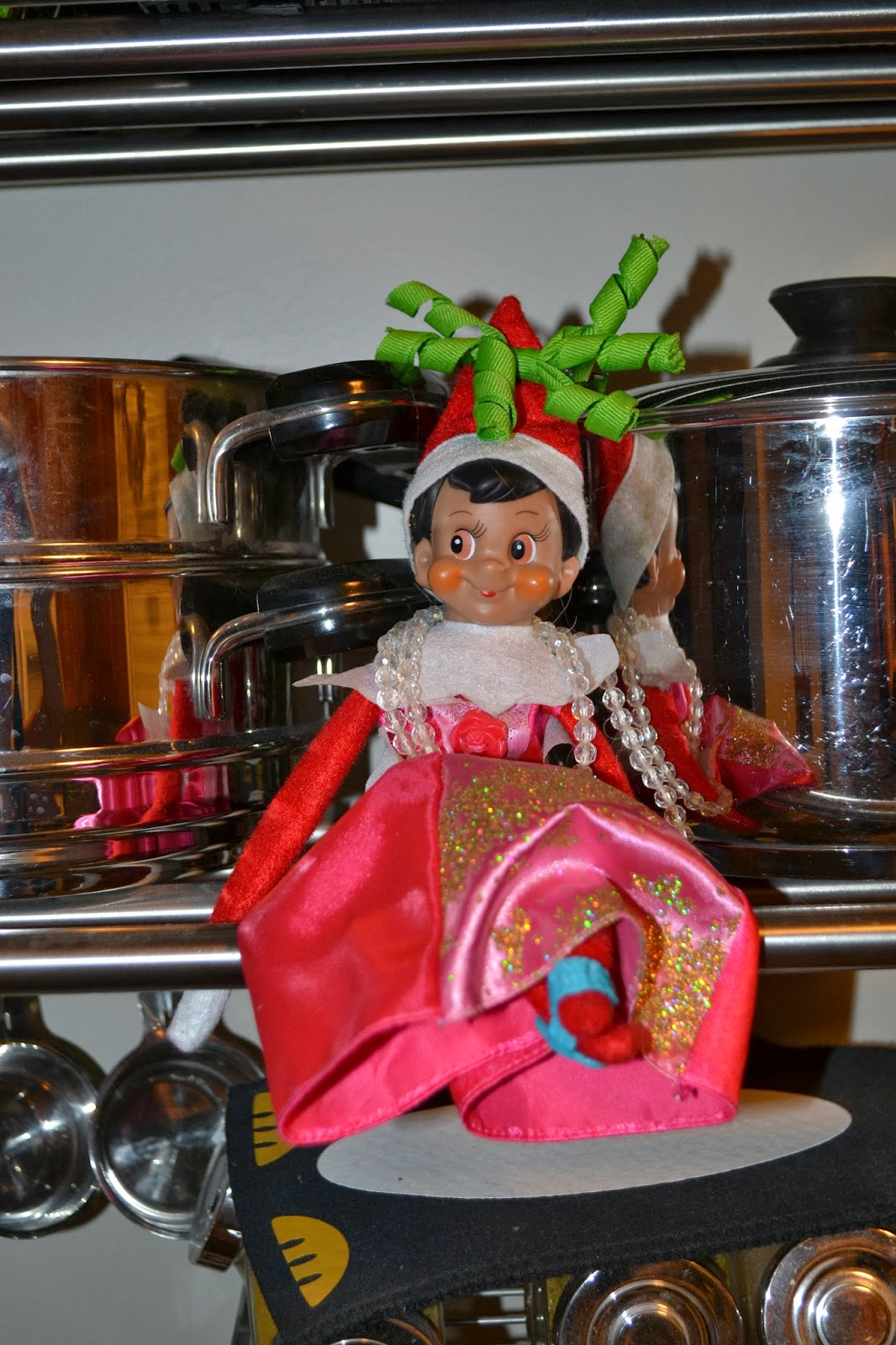 Baby Steps My Life Fat Free Frida And Elf On The Shelf