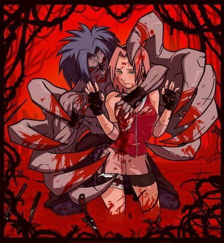 Meilleurs images du manga naruto naruto d moniaque - Demon de sasuke ...