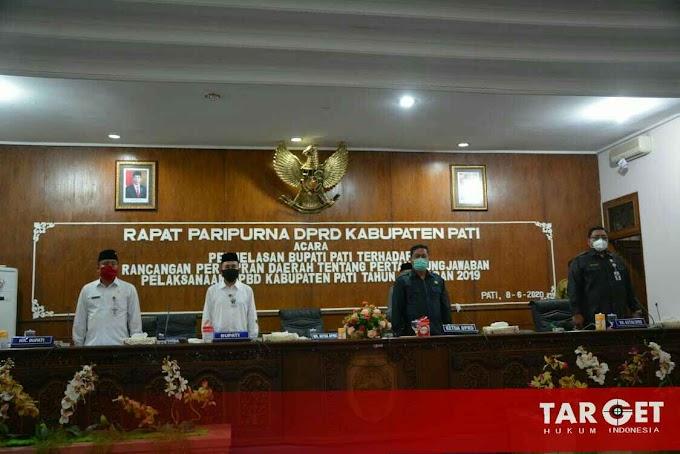 Raih Opini WTP 5 Kali, Kinerja Pemkab Pati Diapresiasi Anggota Dewan
