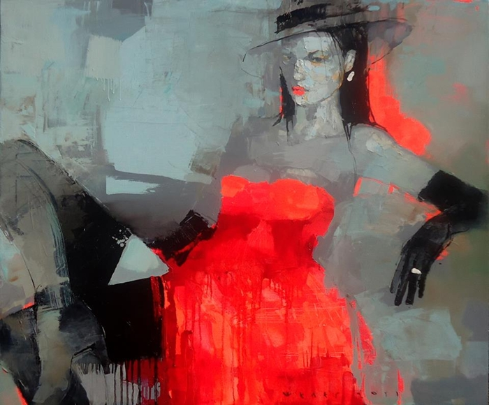 Виктор Шелег 1962 | Чёрно-красная магия