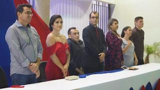 Prefeito Olivânio Remígio participa da abertura da mostra de edificações do IFPB Picuí
