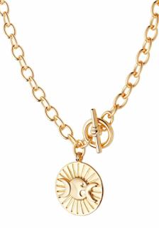 Daisy London Estee Lalonde Goddess Necklace
