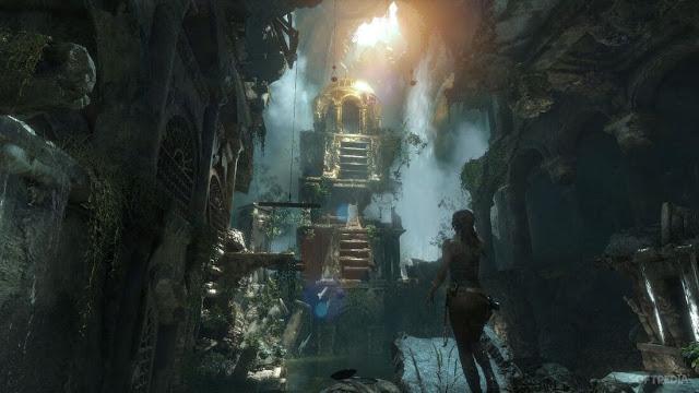 Imagem do Rise of the Tomb Raider