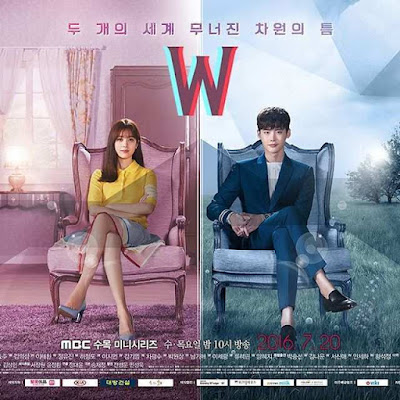 Download Drama Korea W (2016) Full Episode Subtitle Indonesia