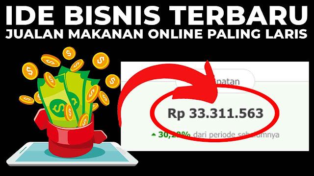jualan makanan online paling laris