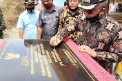 Pemerintah Aceh Resmikan 39 Unit Rumah KAT Sikundo Aceh Barat