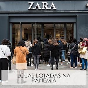 COMPORTAMENTO | O que leva as pessoas a lotarem lojas durante a pandemia?