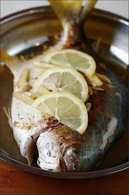 Mẹo nấu cá không cần dầu ăn
