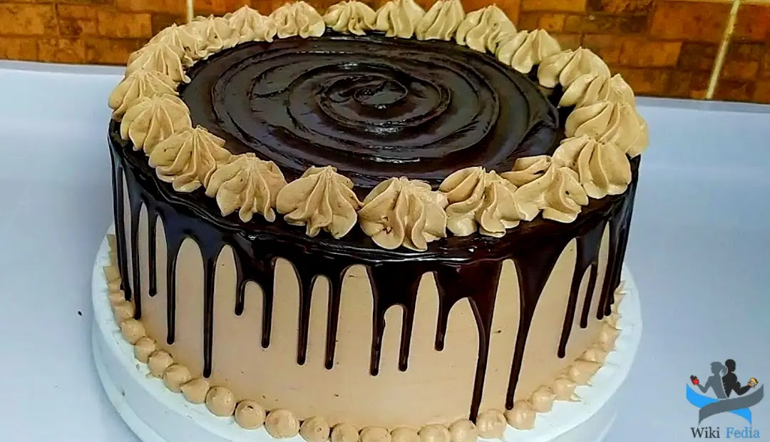 كيفية تحضير تورتة الشوكولاتة مع الكراميل