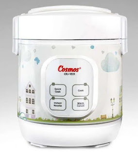 digital rice cooker terbaik cosmos