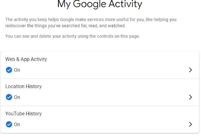 كيف تعرف ما يعرفه Google عنك؟