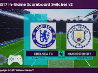 PES 2017 Scoreboard Switcher V2 dari Ginda01