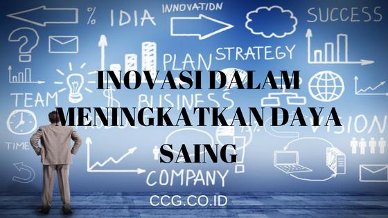 Inovasi Dalam Meningkatkan Daya Saing