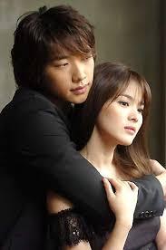 Song Hye Kyo Dengan Rain
