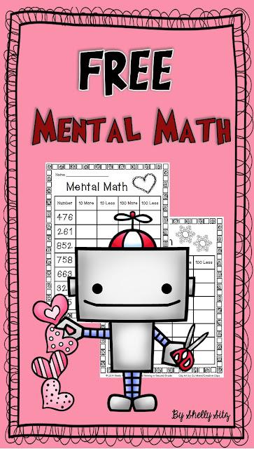 FREE 2nd Grade Math
