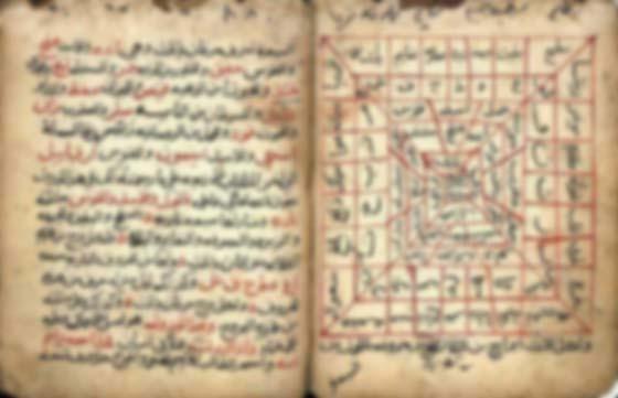 الفصل الاول من كتاب شمس المعارف
