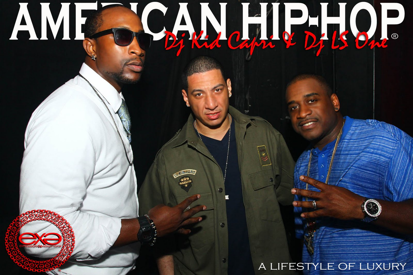 LIVING THA AMERICAN DREAM: WHO IS DJ KID CAPRI?