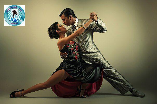 Классический секс в танго