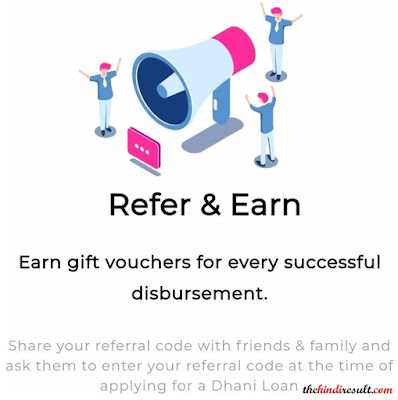 earn dhani free points per refer