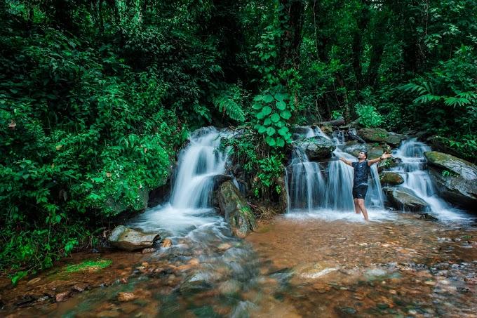 Bammikonda Peak and the Secret Waterfalls around