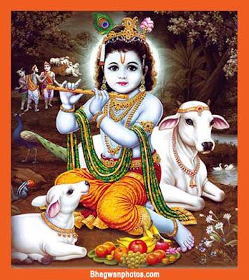 Kanha Ji Images