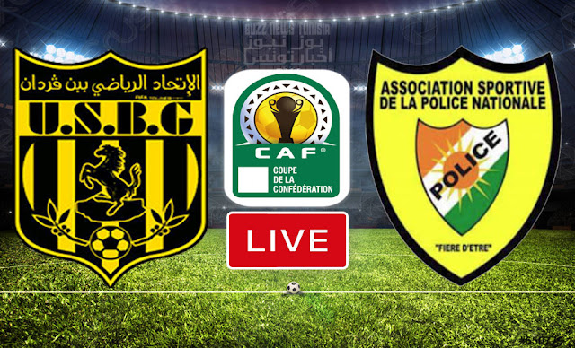 بث مباشر | مباراة نادي شرطة النيجر ضد إتحاد بن قردان في كأس الاتحاد الإفريقي لكرة القدم - Match Equipe Club Tunisien Football Flashscore Cafcc