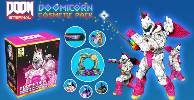 Doom Eternal microtransaction skins