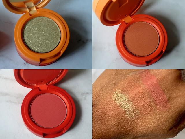 Kaja Beeauty Bento Matte and Shimmer Bouncy Eyeshadows  - New Shade Additions