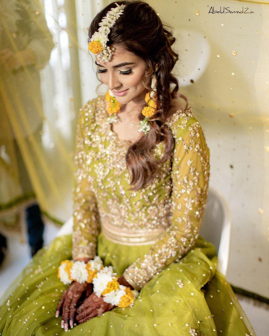 Pretty Bridal Style