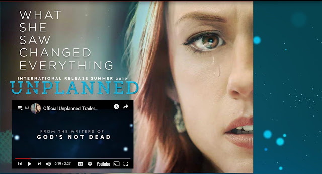 Unplanned Movie Trailer