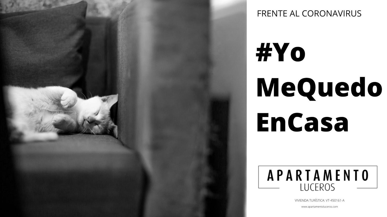 Cancelaciones gratuitas en Apartamento Luceros en marzo y abril por el impacto del COVID19