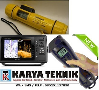 Jual Alat Ukur Kedalaman Air Digital Depth Sounder Terlengkap
