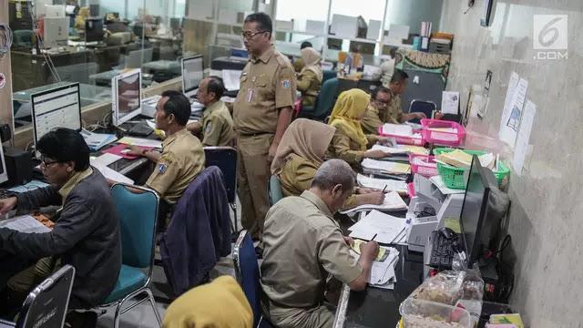 991 PNS Pelanggar Netralitas Terancam Sanksi Disiplin