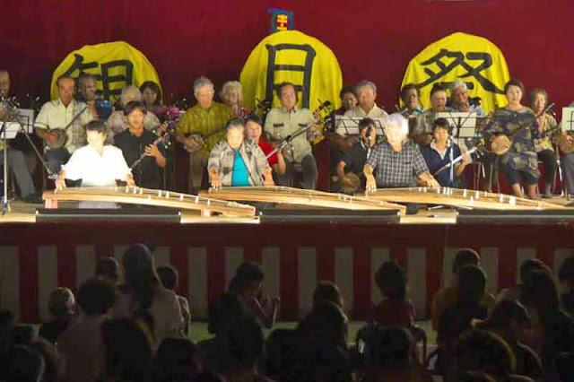 festival, music, night, stage, Okinawa