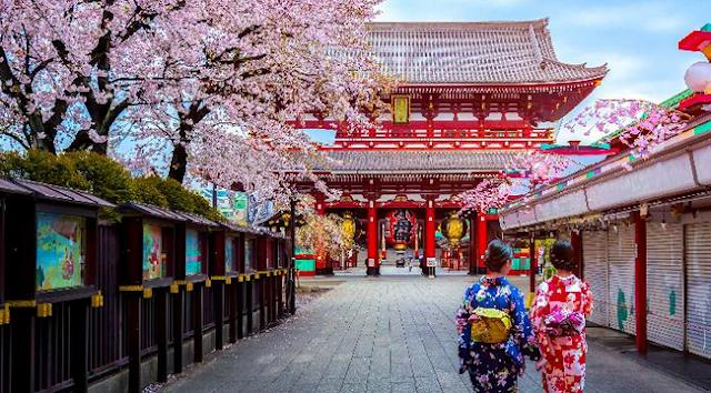 Keuntungan Menggunakan dengan Paket Liburan ke Jepang