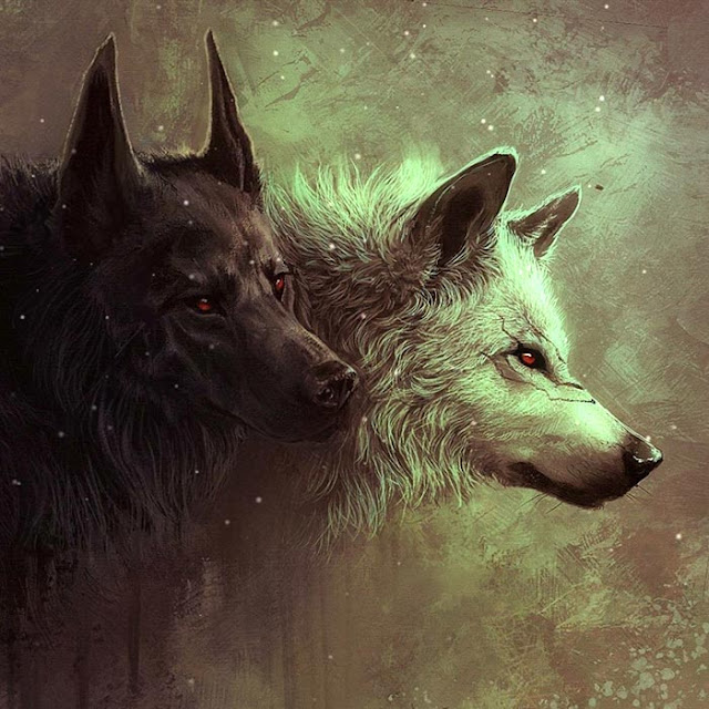 Wolf Pack Wallpaper Engine