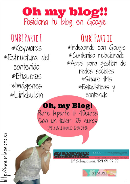 social media blogger marketing digital posicionamiento buscadores