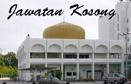 Jawatan Kosong Masjid tabung Haji