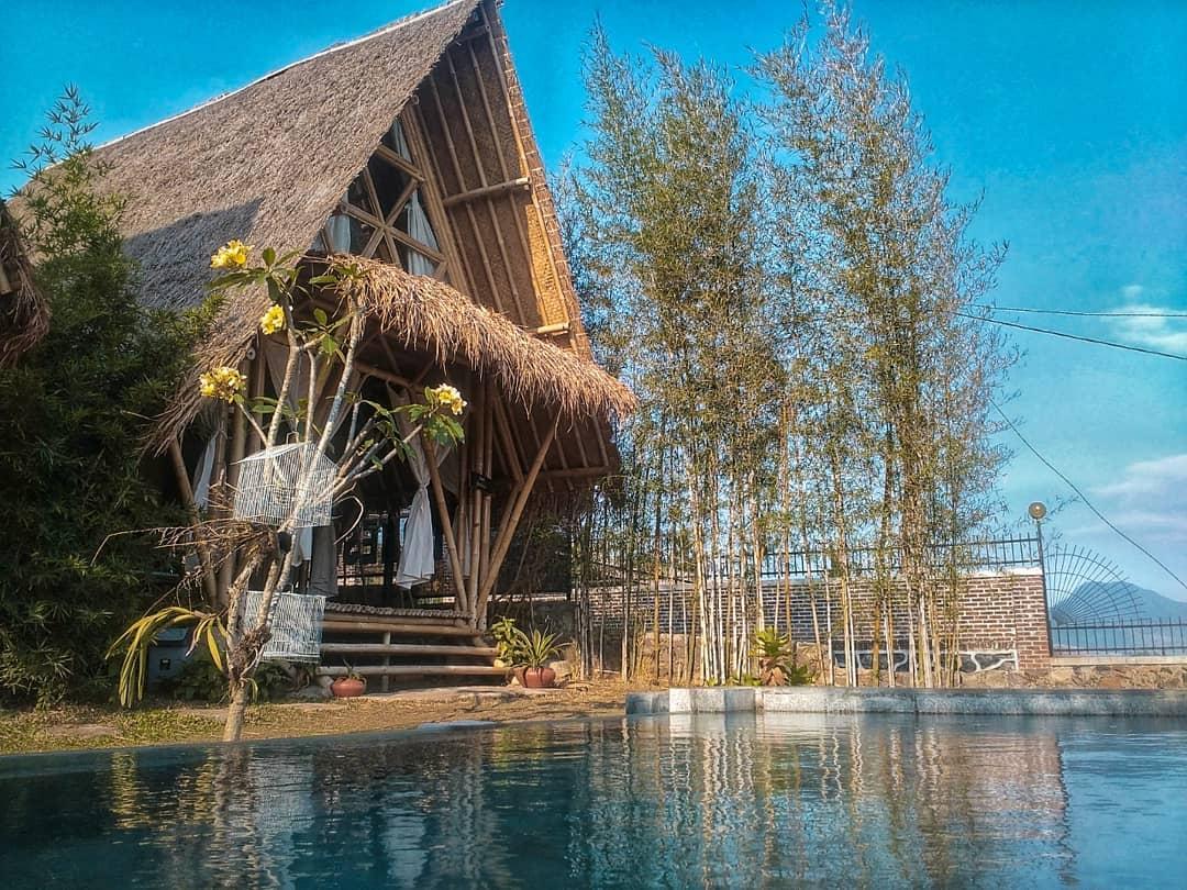tipe bambu cottage