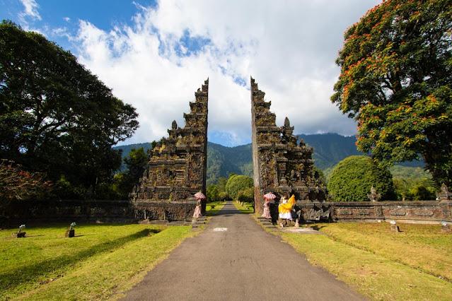 Porta di Handara-Bali