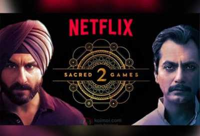 Sacred Games Season 2 All Episodes Download Hindi - English 480p HDRip