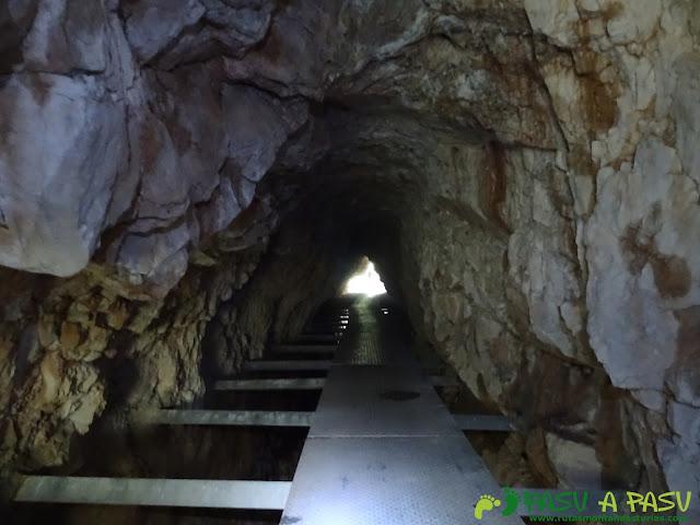 Canal de Reñinuevo: Túnel del Cantilluco