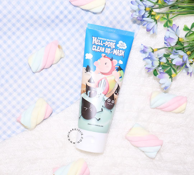 Elizavecca Milky Piggy Hell Pore Clean up Mask review